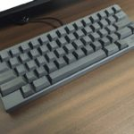 【HHKB】高級キーボードHappy Hacking Keyboardを使用した感想